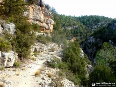 Rincón de Ademuz;viajes senderismo covadonga fotos mochilas de trekking